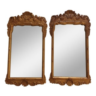 Rectangular Wall Mirrors - A Pair