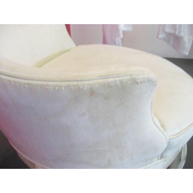 Louis XV-Style Seat - Image 6 of 8