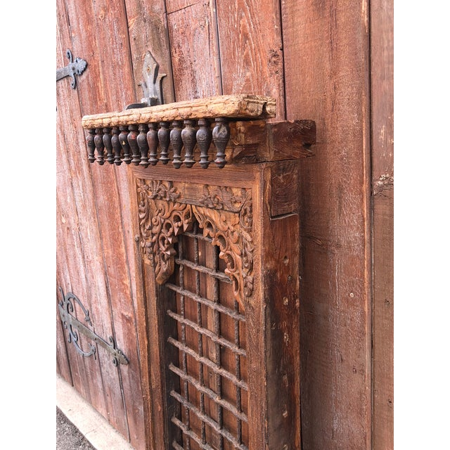 19th Century Anglo Indian Door For Sale In Los Angeles - Image 6 of 9