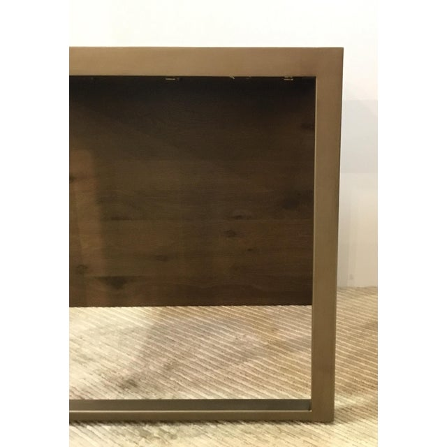 2010s Modern Organic Caracole Artisan End Tables Pair For Sale - Image 5 of 8