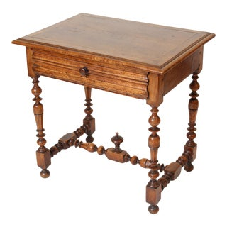Antique Louis XIV Style Occasional Table