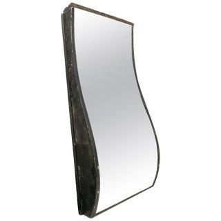 Glass Carnival Funhouse Mirror, 1920s For Sale