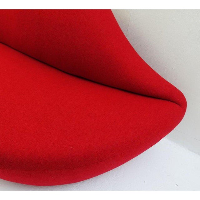 Lips Sofa, Italy, Circa 1980s For Sale - Image 4 of 7