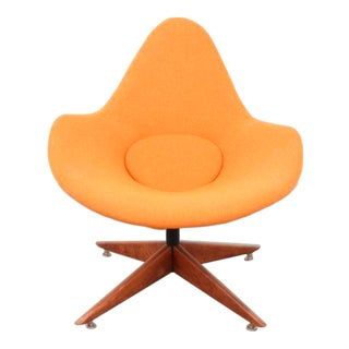 Lounge Chair in the Manner of Pierre Paulin, 1960s, France For Sale