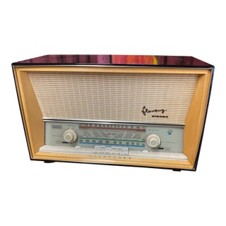 Blaupunkt Mid Century Short Wave Radio For Sale