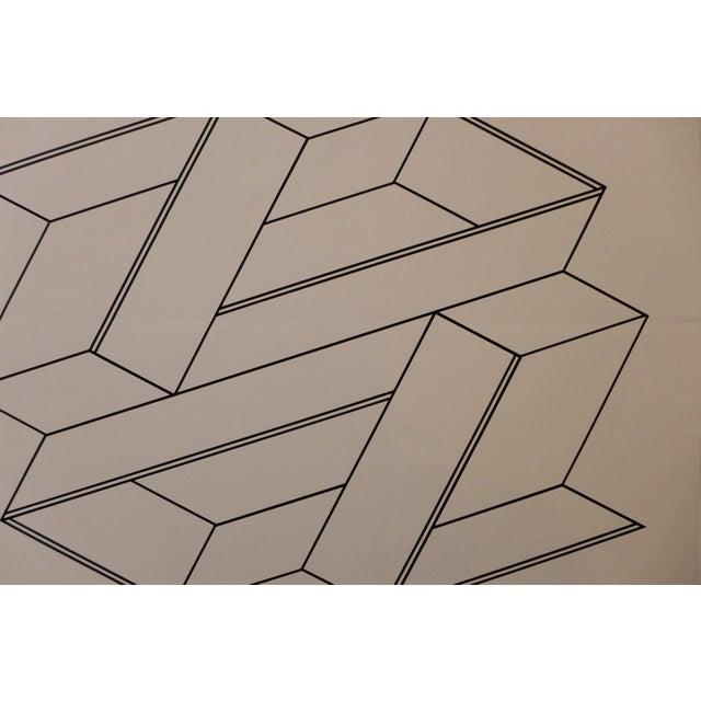 Contemporary Josef Albers Silkscreen, 1972 For Sale - Image 3 of 9