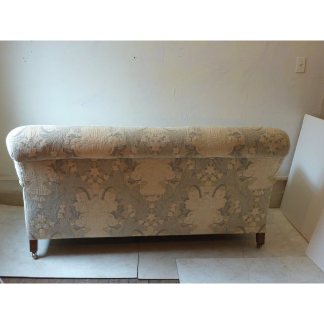 Traditional Early 21st Century A. Rudin Loveseat For Sale - Image 3 of 10
