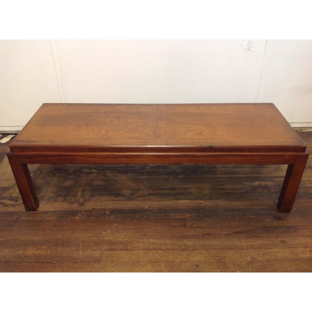 A 1969, Lane, rhythm coffee table. Lane Manufacturing truly captured Mid Century Middle income trappings perfectly. This...