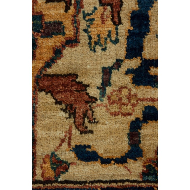 """Traditional Hand Knotted Area Rug - 5'8"""" X 7'10"""" - Image 3 of 3"""