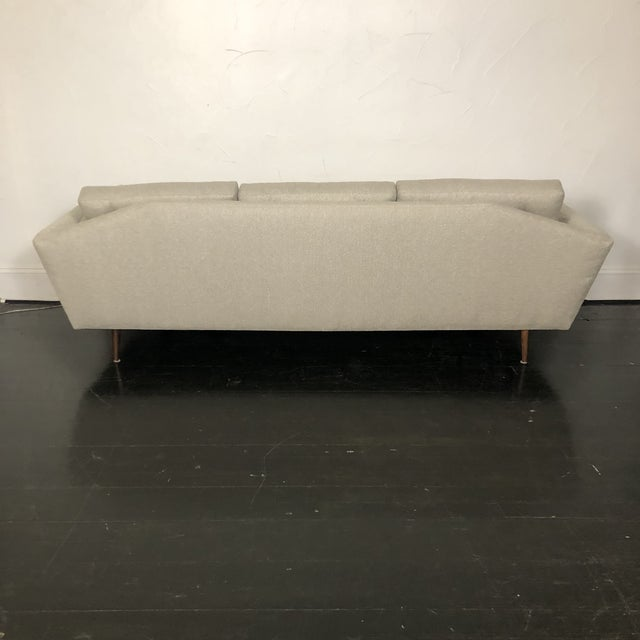 1960s Restored Adrian Pearsall Gondola Sofa For Sale In San Antonio - Image 6 of 13