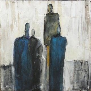 "Edith Konrad ""9493"" Original Painting For Sale"