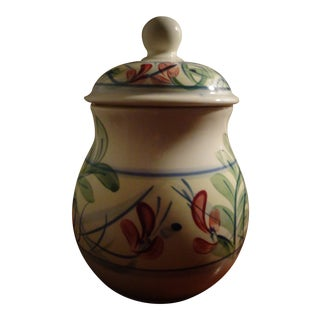 Gail Pittman Cookie Jar Canister For Sale