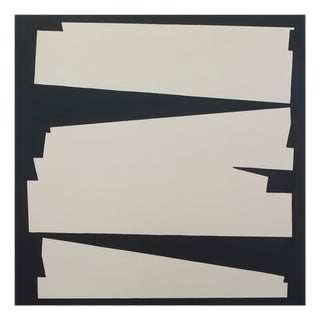 """Ulla Pedersen """"Cut-Up Canvas I.6"""", Painting For Sale"""