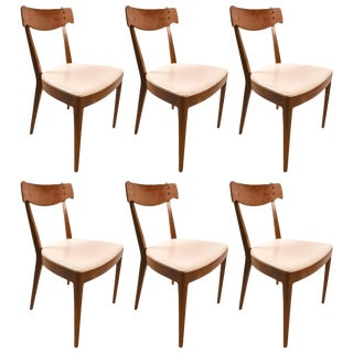 Set of Six Declaration Dining Chairs by Kipp Stewart For Sale