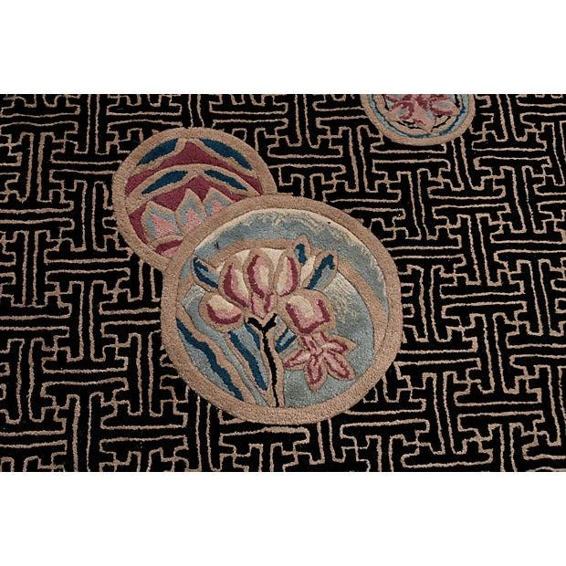 Custom Made Royal Thai Rug - 9' x 10' - Image 4 of 4