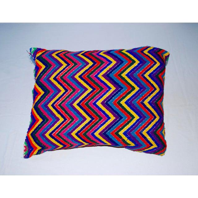 Moroccan Berber Pillow, Zagora - Image 3 of 3