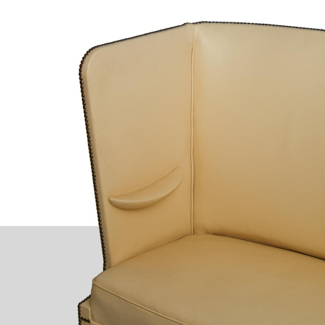Frits Henningsen Settee For Sale In San Francisco - Image 6 of 9