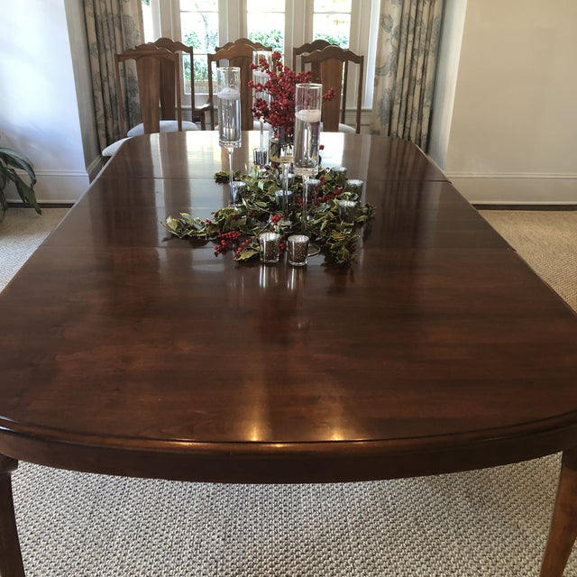 1920s Vintage Dining Table For Sale In Washington DC - Image 6 of 9