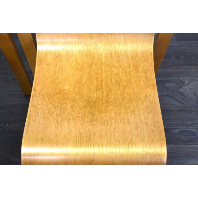 Peter Danko Free Form Dining Chair For Sale In Boston - Image 6 of 10