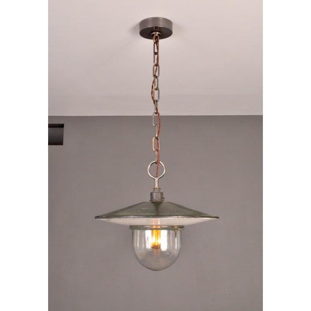 Bag Turgi, Street Lamp, Switzerland 1920s For Sale - Image 10 of 10