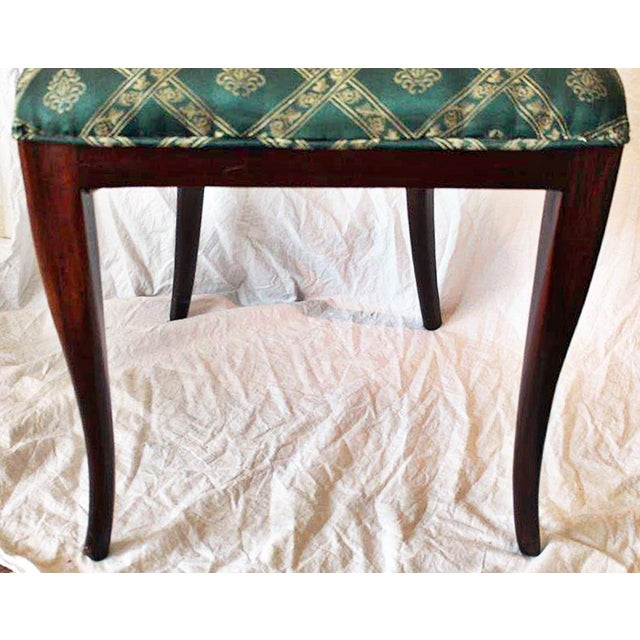 Scallop-Carved Side Chair For Sale - Image 5 of 7