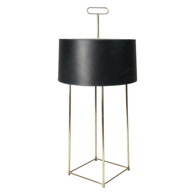 Tommi Parzinger Originals Model 19 Table Lamp in Brass For Sale - Image 12 of 12