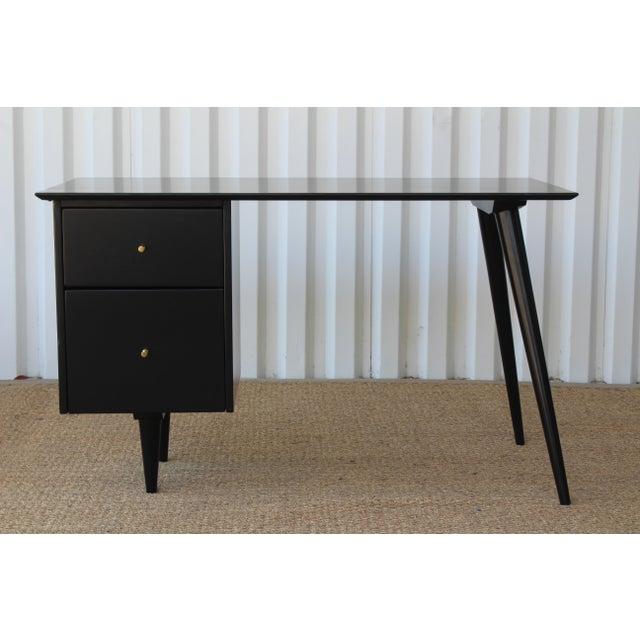 "1950s Paul McCobb ""Planner Group"" Writing Desk For Sale - Image 11 of 11"