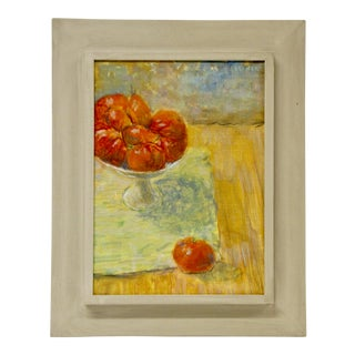 Tomato Still Life Painting For Sale