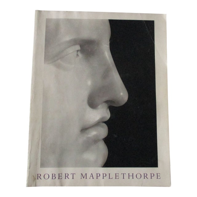 Robert Mapplethorpe by R. Howard Paperback Edition Book For Sale