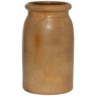 Early 20th Century Extra Large American Canning Jar For Sale
