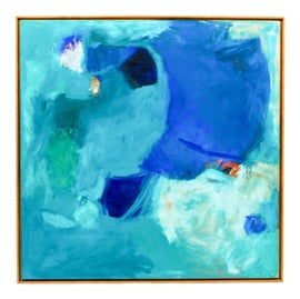 Image of Tiffany Blue Paintings