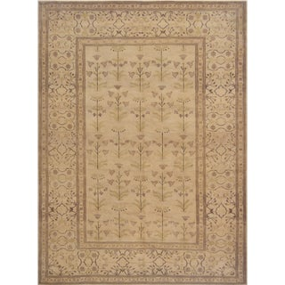 Mansour Genuine Handwoven Agra Rug For Sale