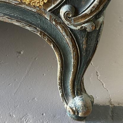19th Century Venetian Recamier For Sale - Image 4 of 13