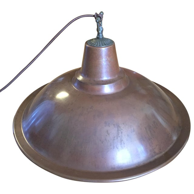Copper Pendant Lamp - Image 2 of 6