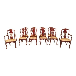 Kindel Winterthur Collection Dining Room Chairs - Set of 10
