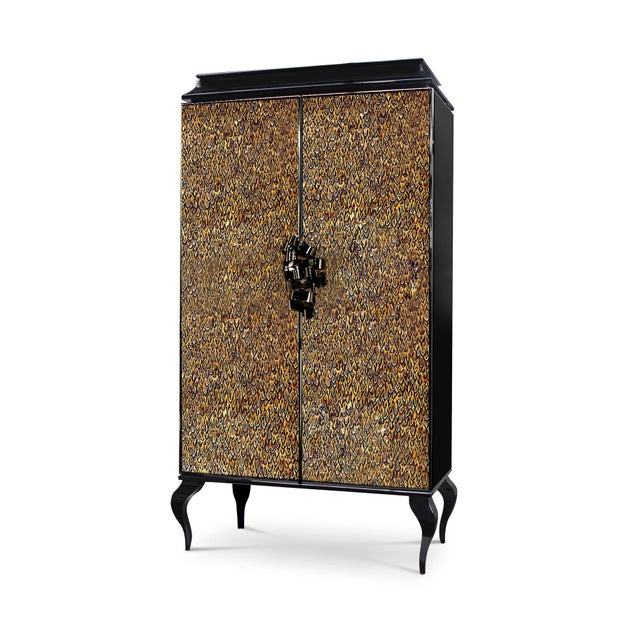 Not Yet Made - Made To Order Divine Armoire From Covet Paris For Sale - Image 5 of 6