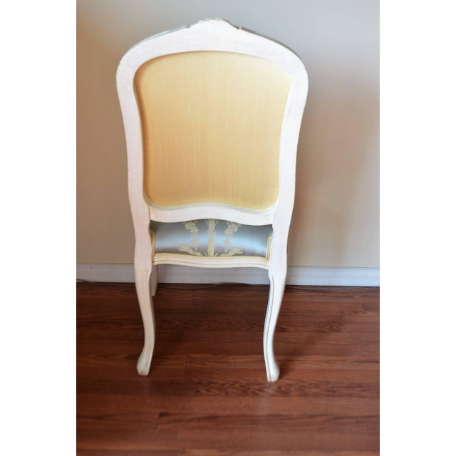Louis XV Style Dining Room Chairs for Custom Order For Sale - Image 10 of 11