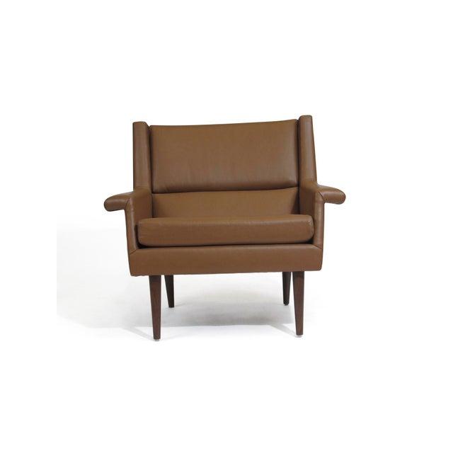 Animal Skin Milo Baughman Lounge Chair For Sale - Image 7 of 10