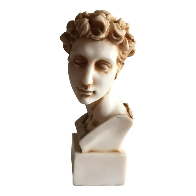 Bust of David - Image 1 of 9