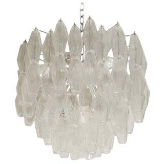 Venini Poliedri Ceiling Light