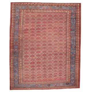 Antique Bakshaish Carpet For Sale