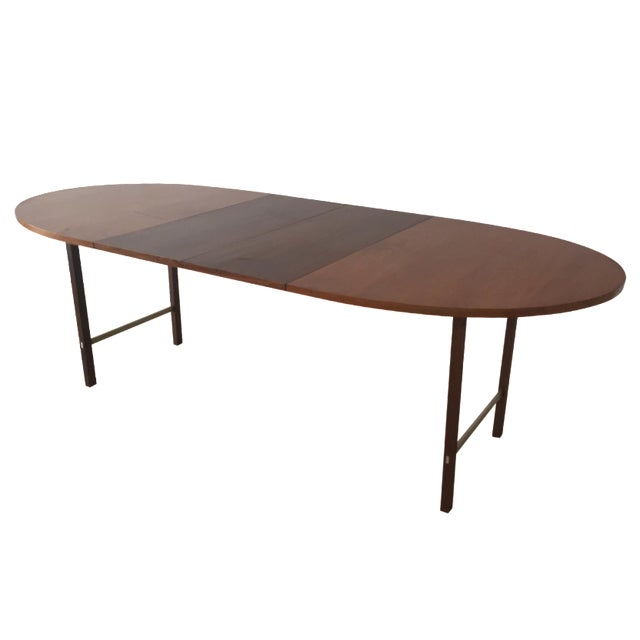 Mid-Century Oval Dining Table by Paul McCobb - Image 1 of 7