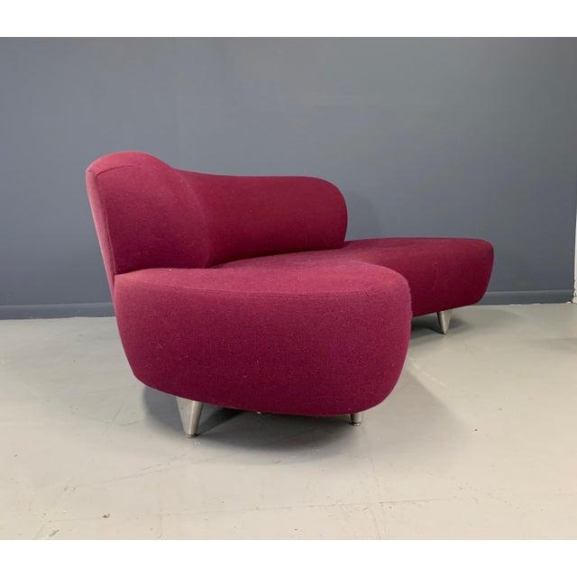1970s Vladimir Kagan Sofa for Modernica For Sale - Image 10 of 13