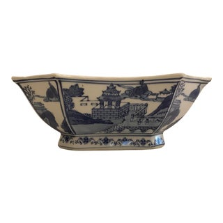Blue Willow Bowl For Sale