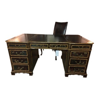 John Widdicomb English Partners Desk For Sale