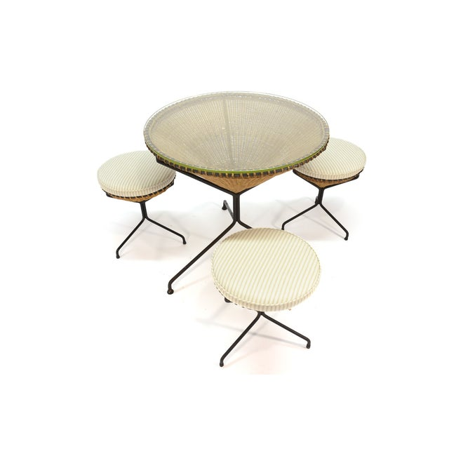 Dinette Set by Danny Ho Fong for Tropi-Cal - Image 3 of 8