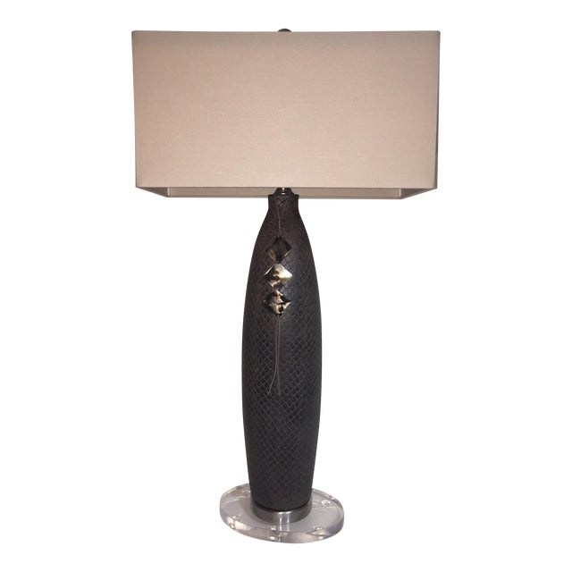 Modern John Richard Ceramic Lamp - Image 1 of 5