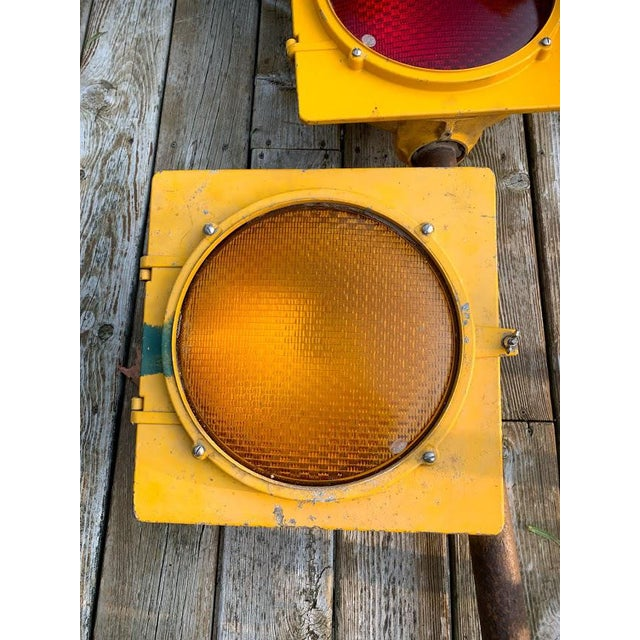 Authentic Econolite Traffic Signal For Sale - Image 4 of 10