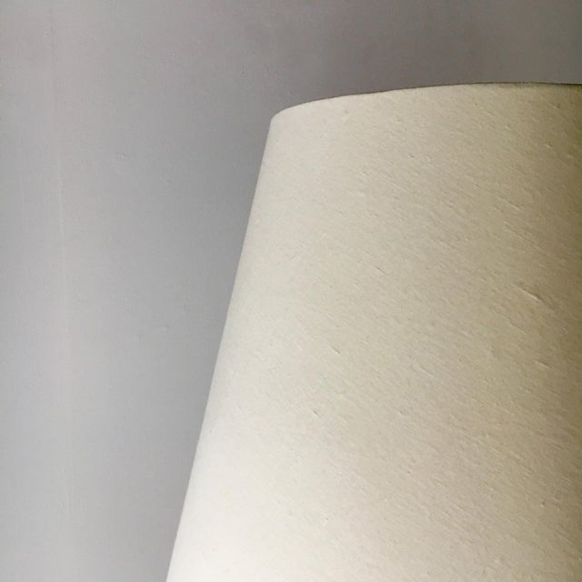 1960s Large Glazed Terracotta Lamp 1960s For Sale - Image 5 of 6