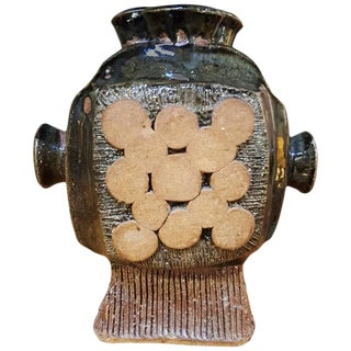 Assemblage Studio Pottery by Herman Roderick Volz For Sale